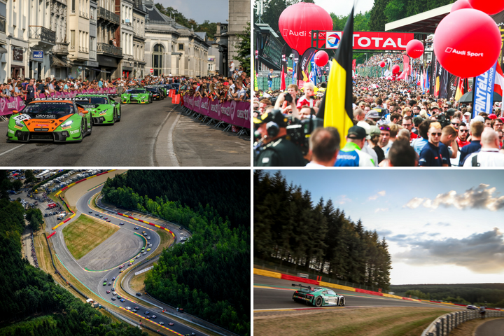 24 Horas de Spa-Francorchamps: Trio da Walkenhorst Motorsport vence a 70ª edição
