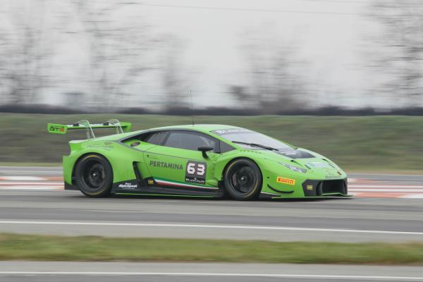 Drivers of Lamborghini Huracán GT3 announced