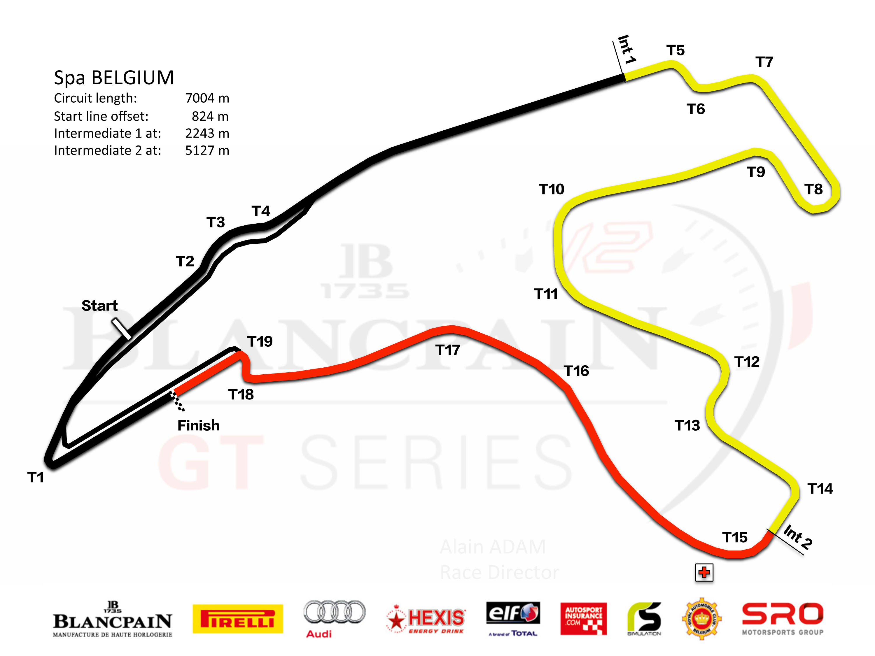 Total 24 Hours Of Spa Official Site Of Blancpain Gt Series