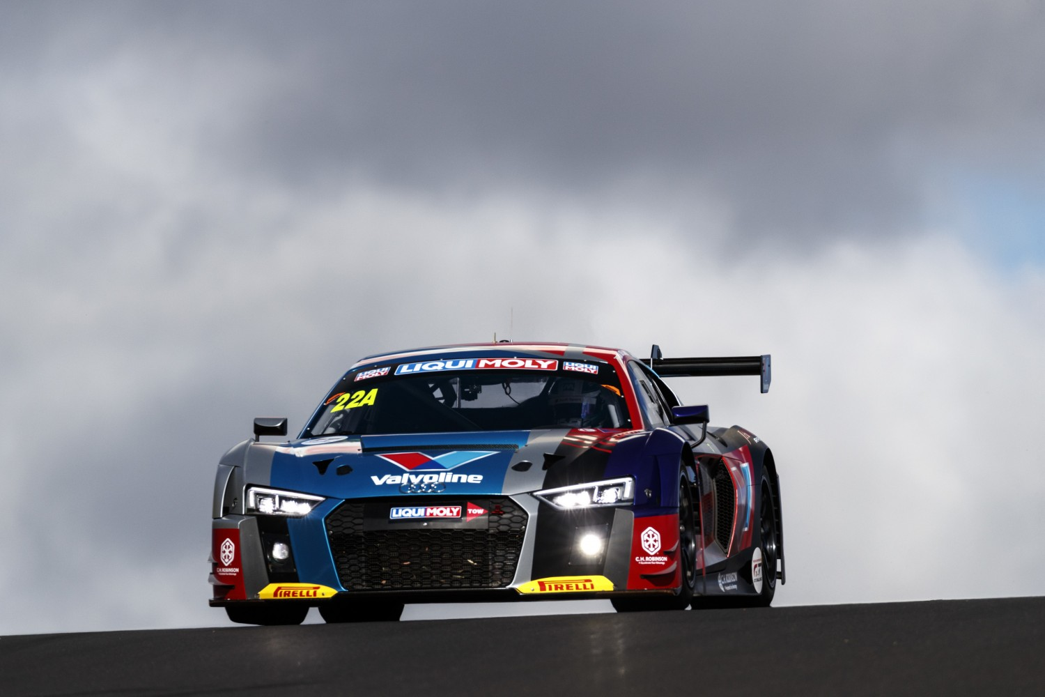 BMW takes pole, Audi first Intercontinental GT Challenge manufacturer on Bathurst grid
