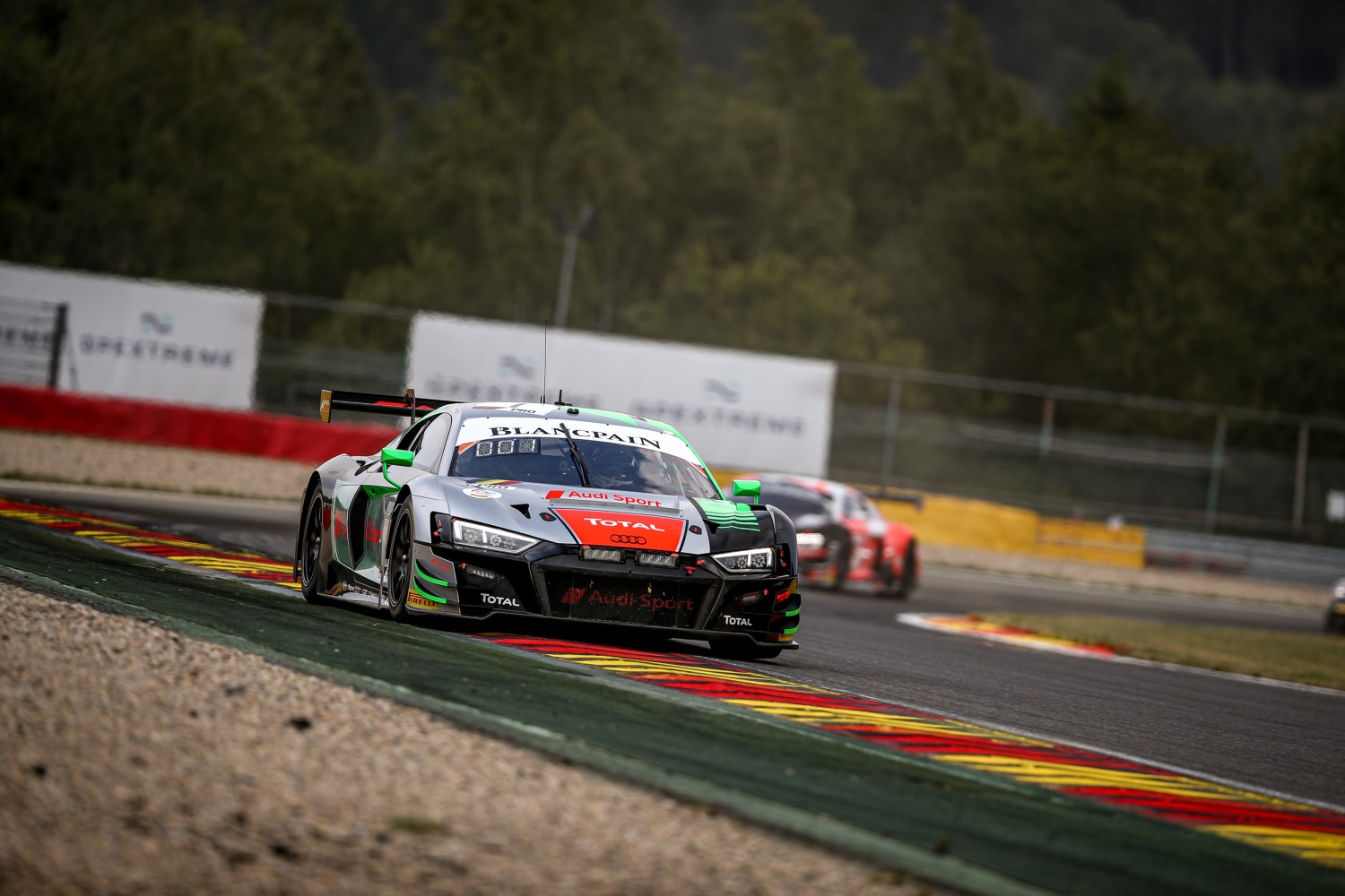 Total 24 Hours of Spa comes to life as racing resumes in the Ardennes