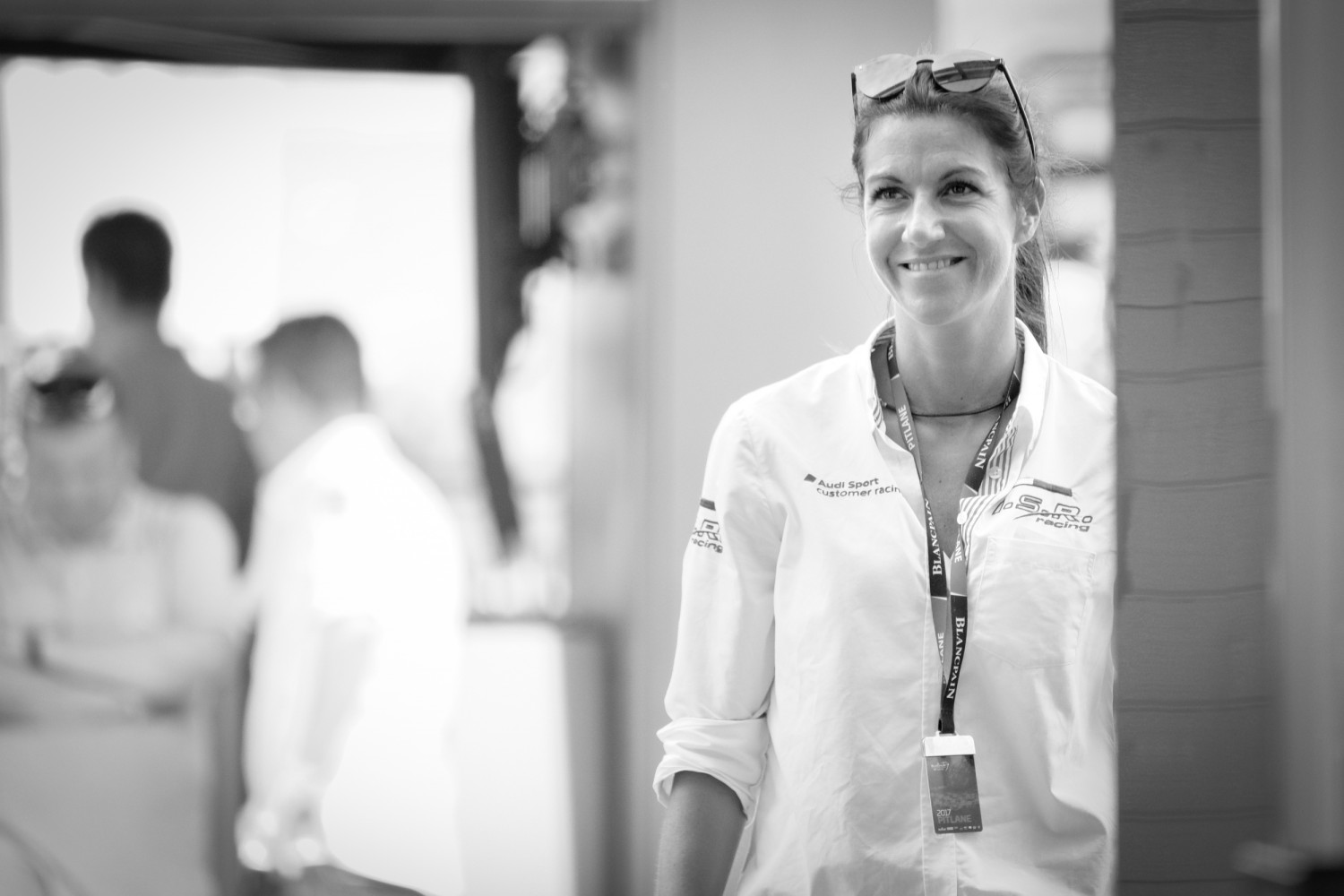 Is it a man's world? - Lucie Horova, Team Manager I.S.R. Racing