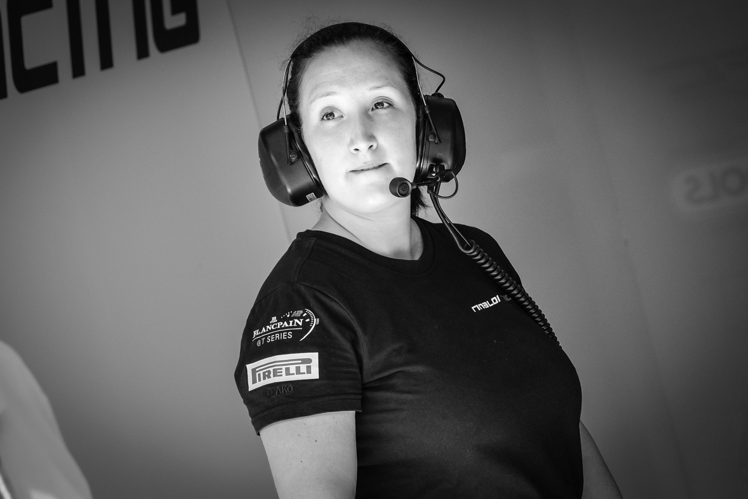 Is it a man's world? - Astrid Lang, Team Manager Rinaldi Racing