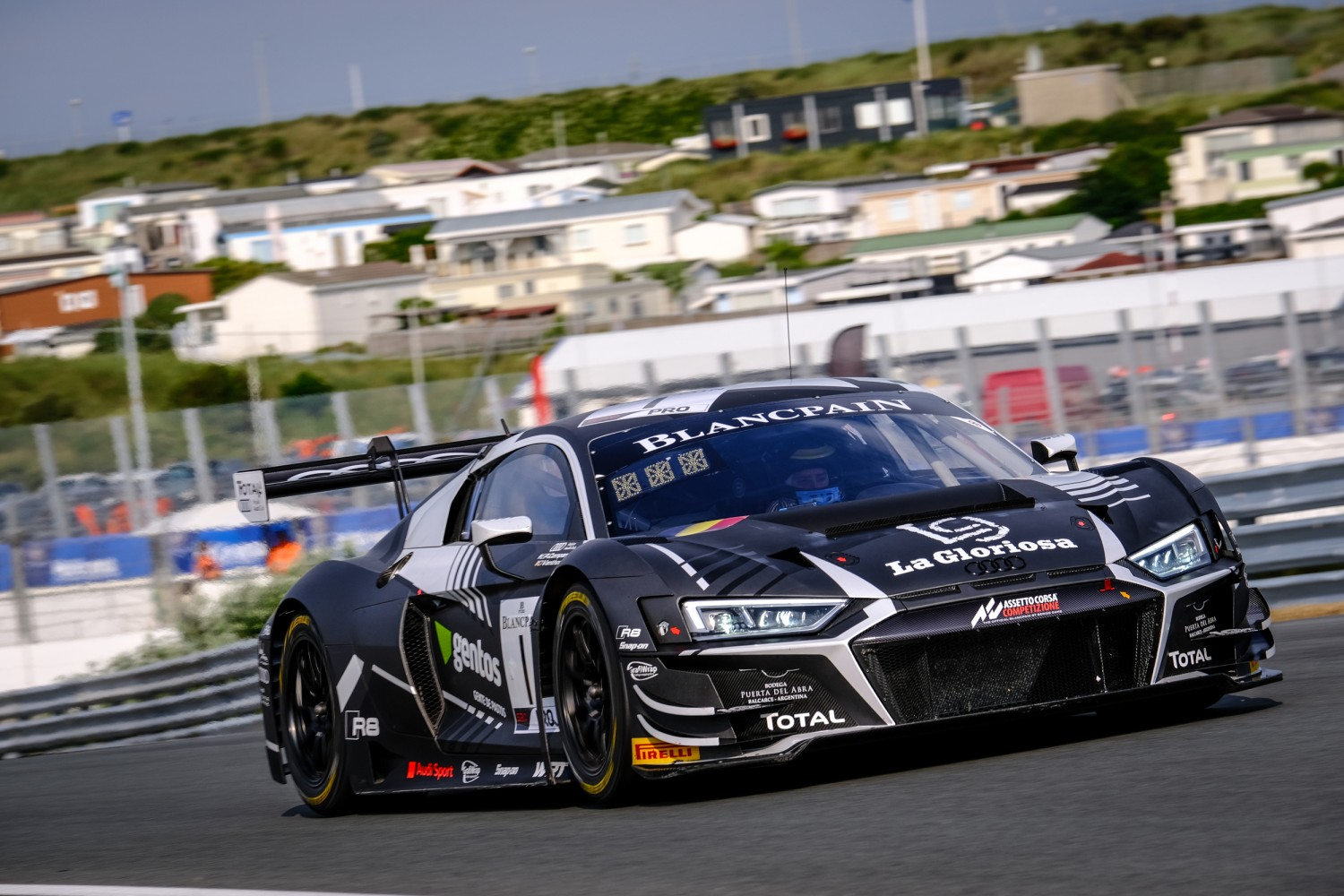Perez Companc makes perfect return by topping opening Zandvoort practice