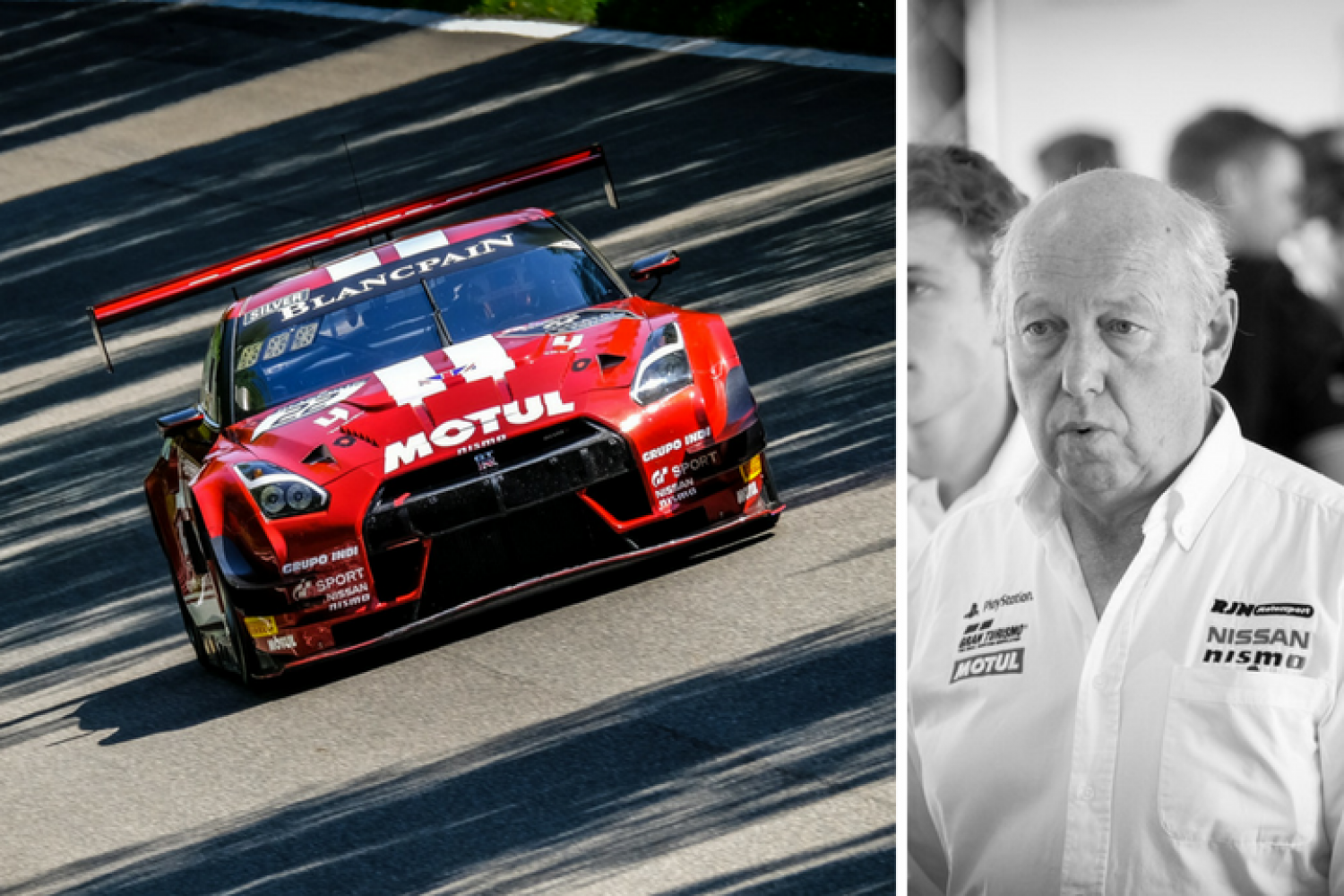 """It would be absolutely mega"" – Bob Neville explains GT Sport Motul Team RJN's ambition to conquer the Total 24 Hours of Spa"