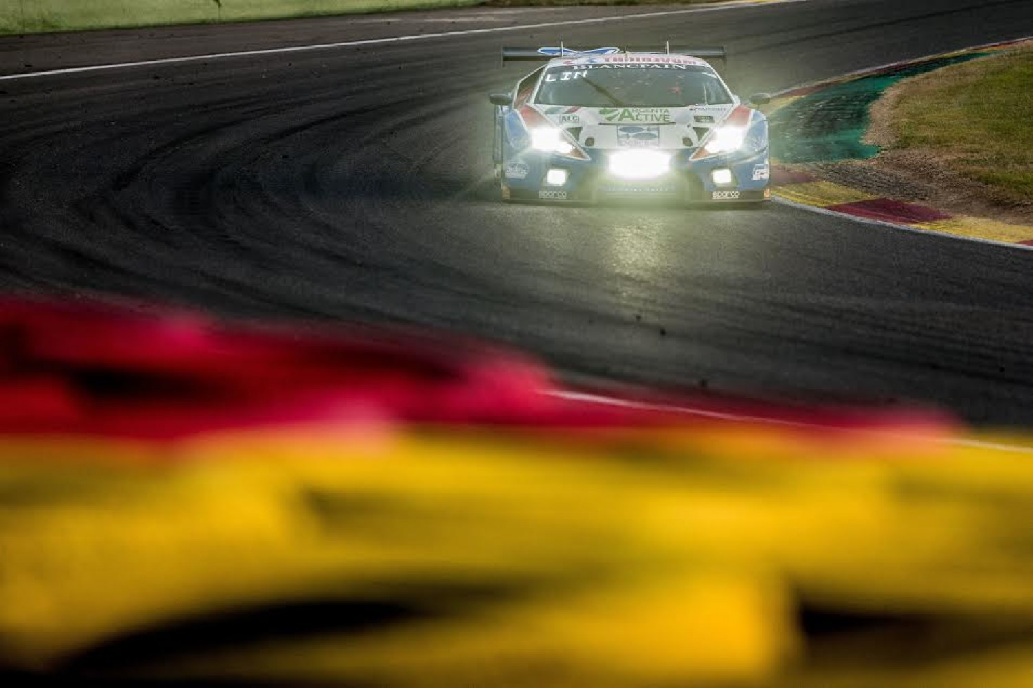 Ombra Racing to defend Silver Cup victory at Total 24 Hours of Spa