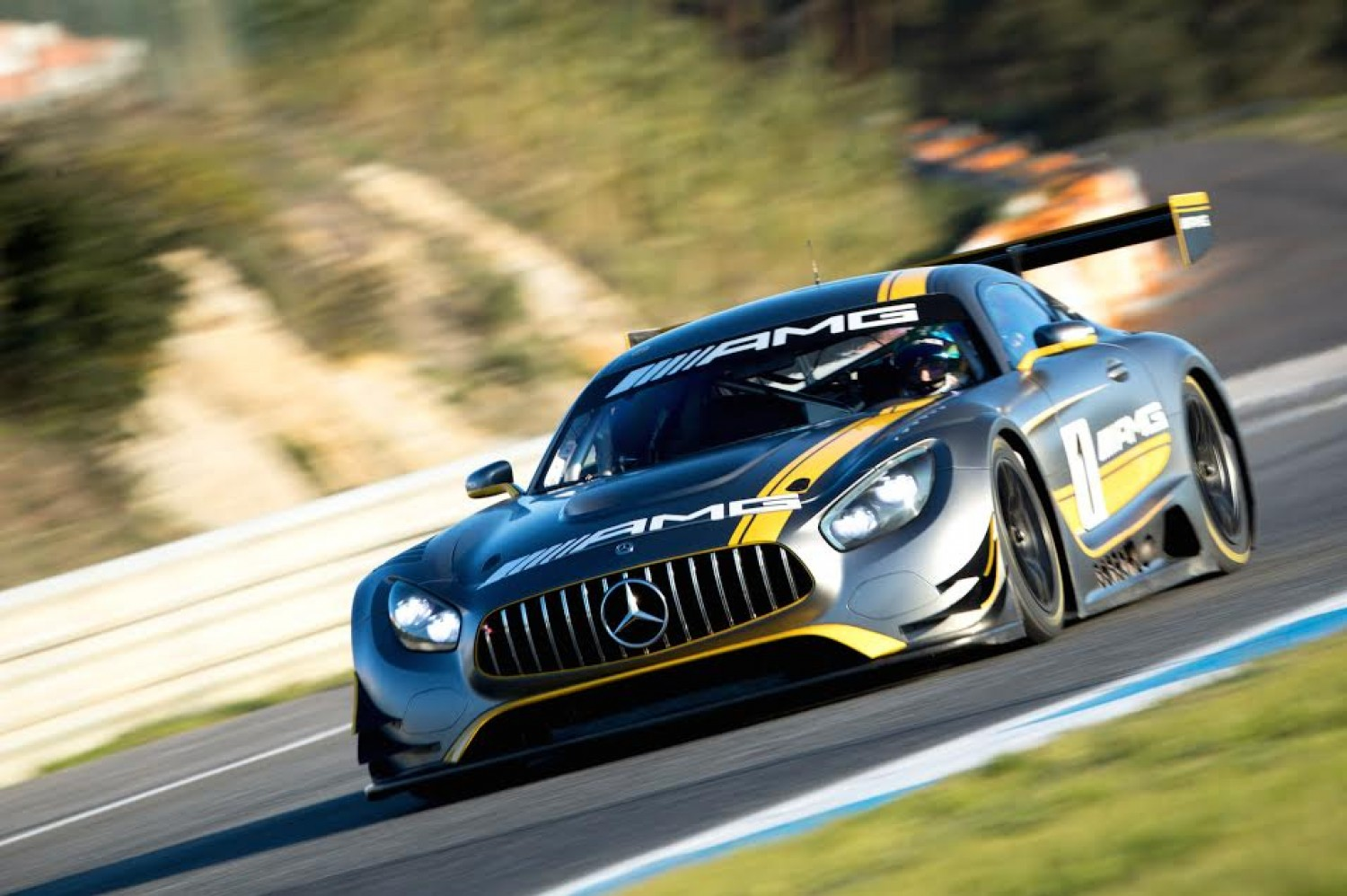Scuderia Villorba Corse confirms Total 24 Hours of Spa return with new Mercedes-AMG programme