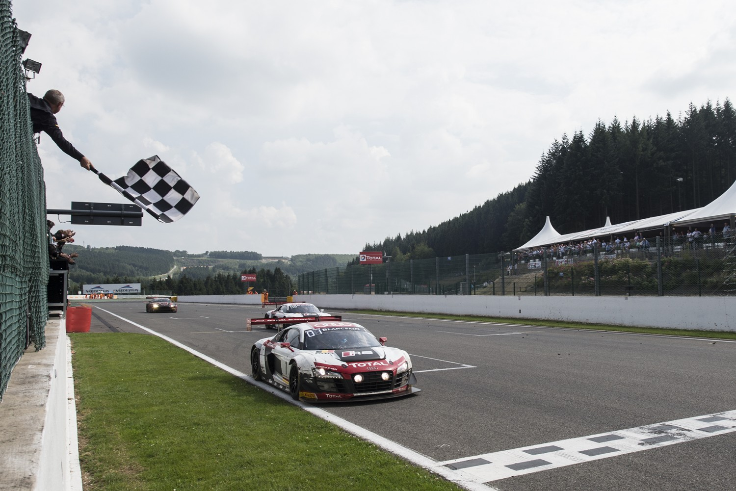 In Profile: The Belgian teams flying the flag at the Total 24 Hours of Spa