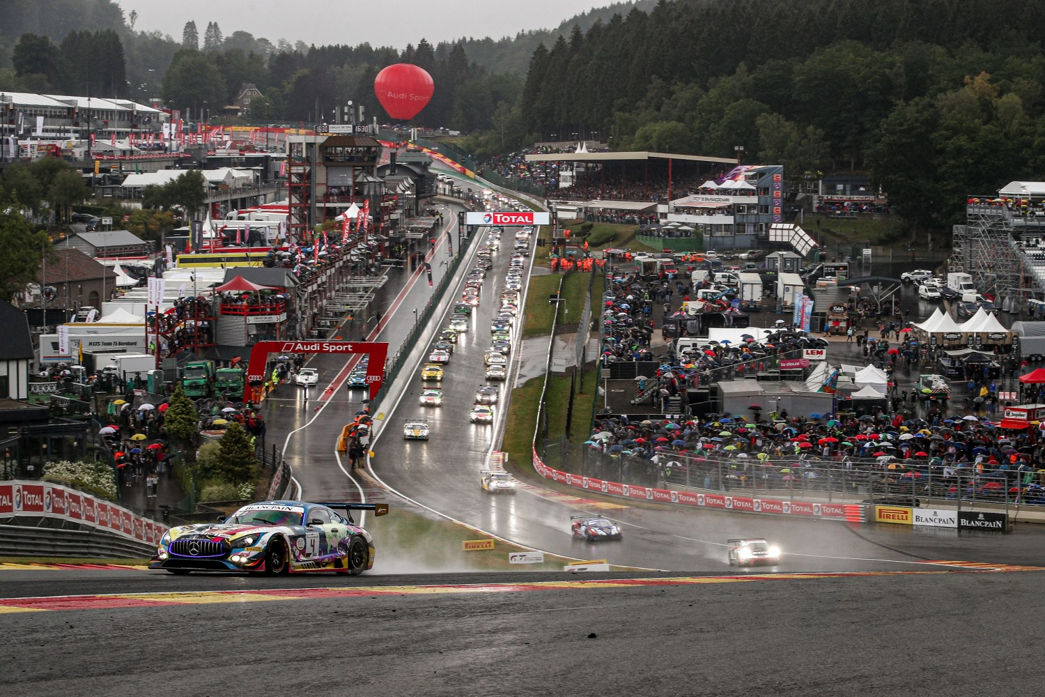The Total 24 Hours of Spa Roundup
