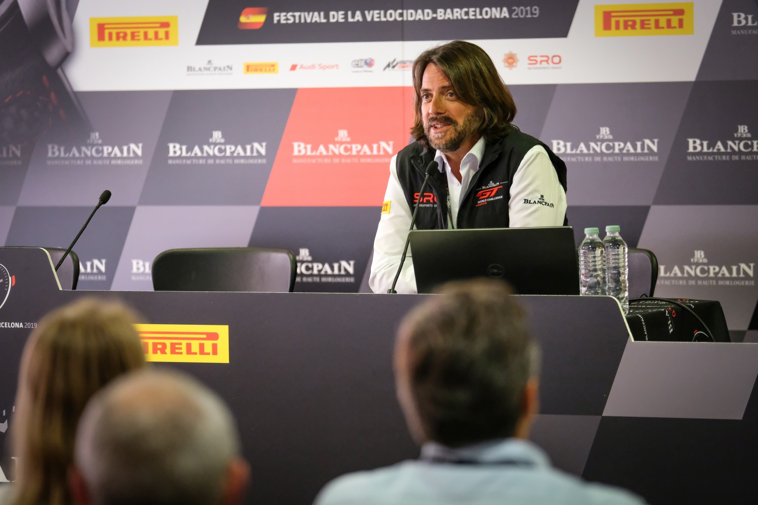 Stephane Ratel outlines further 2020 season plans for SRO Motorsports Group