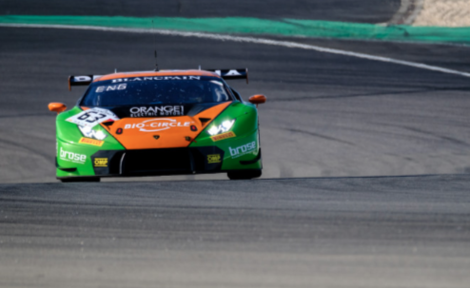 Blancpain GT Series stars triumph at Daytona as Grasser Racing takes second successive victory