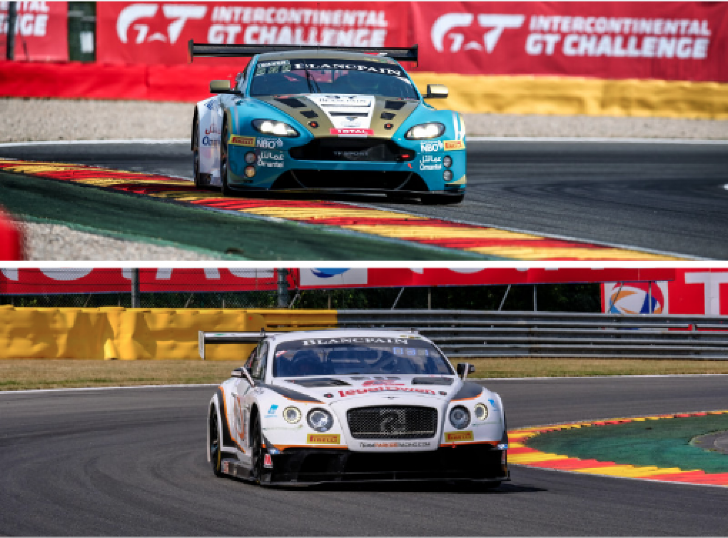 Pro-Am contenders Team Parker and Oman Racing with TF Sport confirm 2019 line-ups
