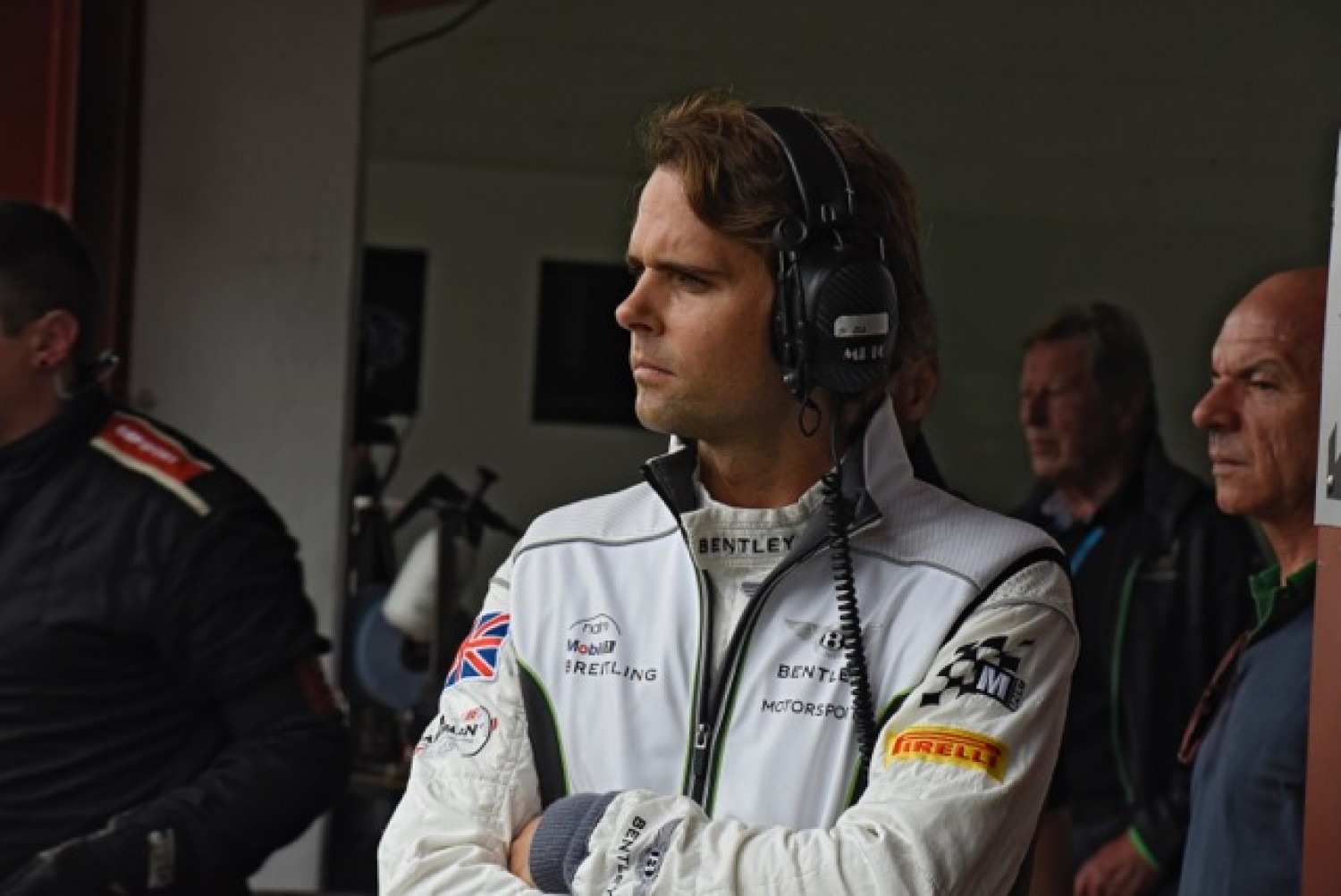 In Profile: Andy Soucek, the Bentley Boy heading for home
