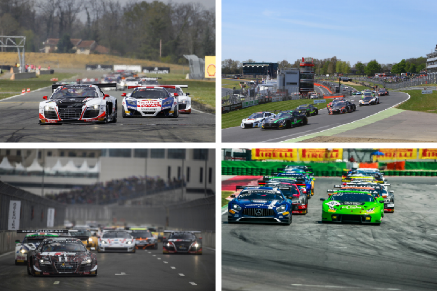 The history behind Blancpain GT World Challenge Europe