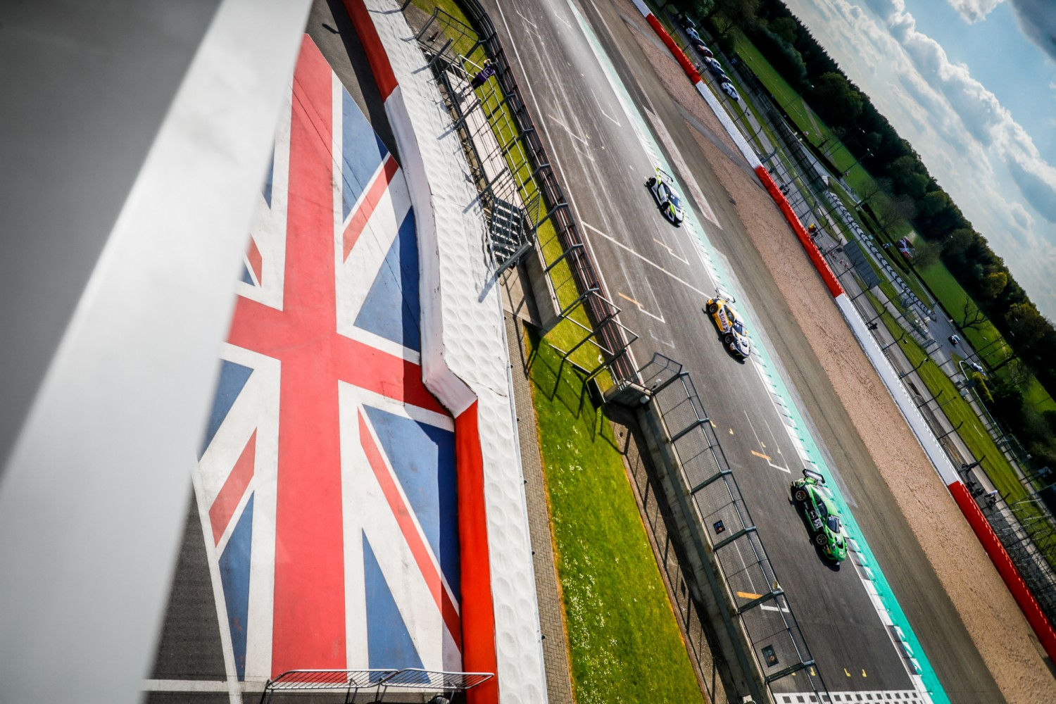 The Weekend Roundup: Silverstone