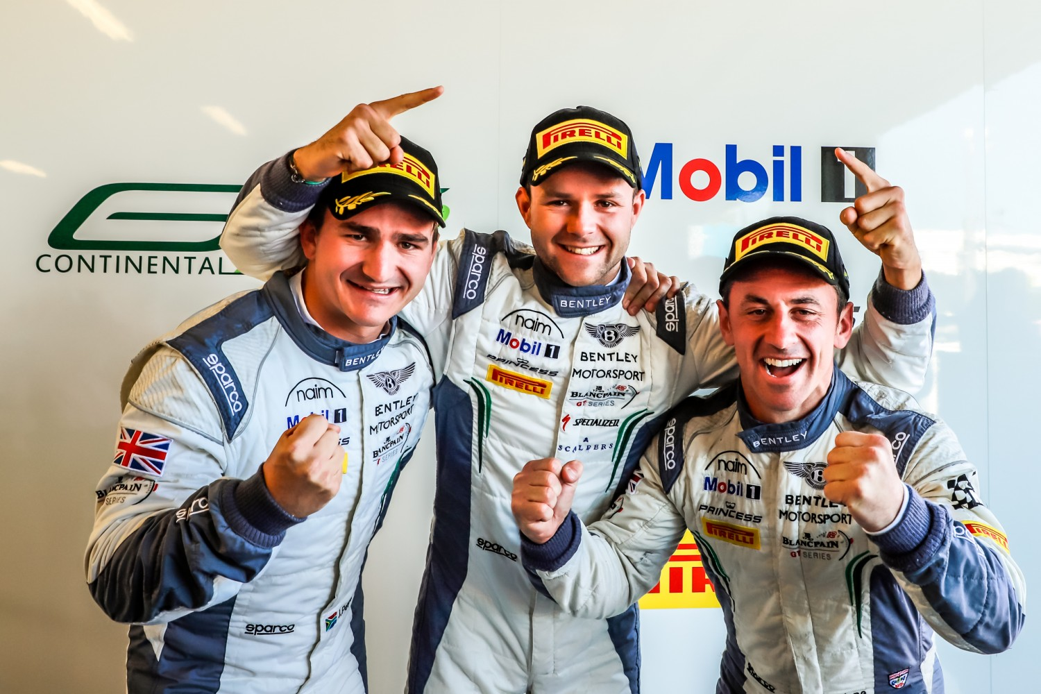 Bentley Team M-Sport snatches pole in ultra-close Circuit Paul Ricard 1000kms qualifying