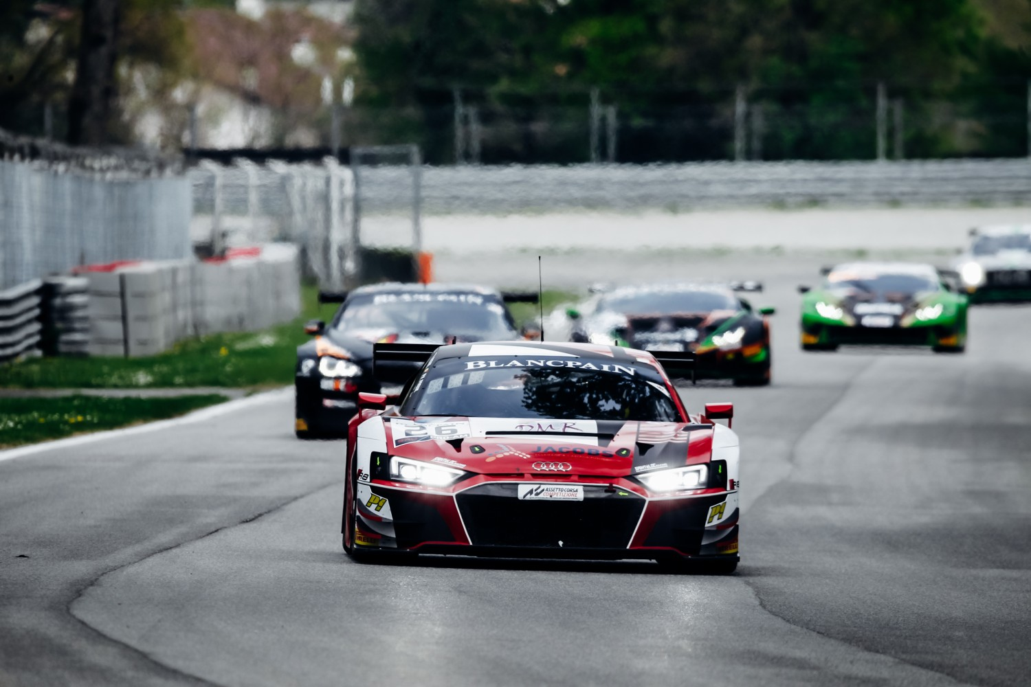 2019 Blancpain GT Series season kicks off with four hours of running at Monza