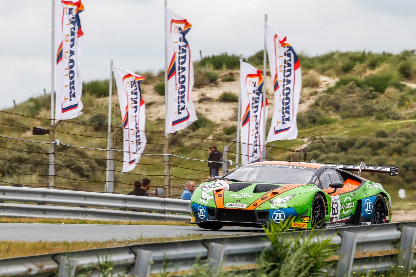 Grasser Racing appeal upheld, Zandvoort result stands