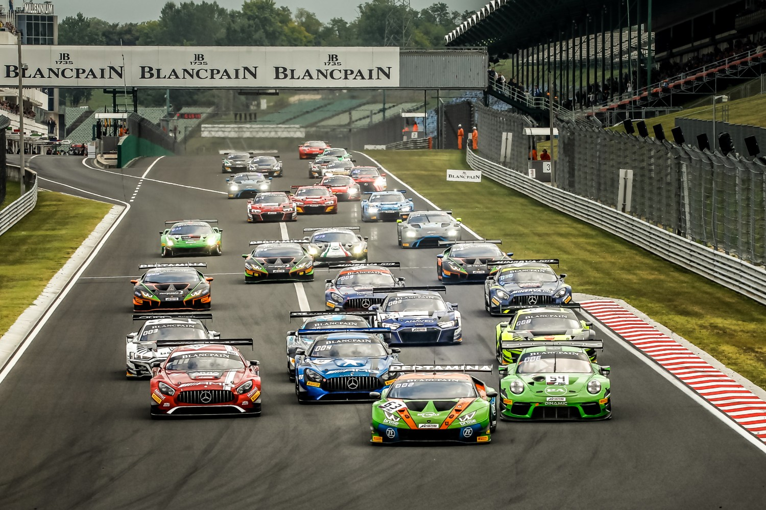 The Weekend Roundup: Hungaroring