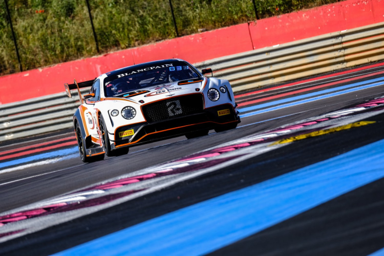 Team Parker Racing reveals full Total 24 Hours of Spa driver line-up