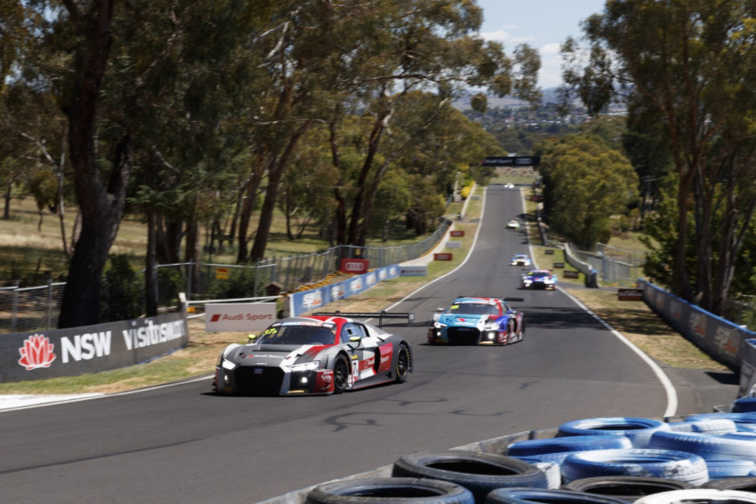 Blancpain GT Series favourites confirmed among stellar Liqui-Moly Bathurst 12 Hour grid