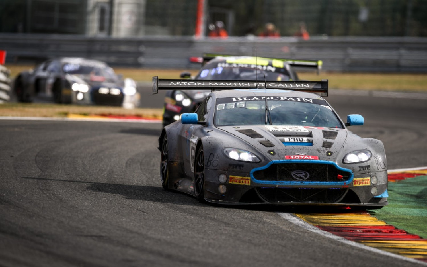 R-Motorsport confirms expanded full-season Blancpain GT Series assault for 2019