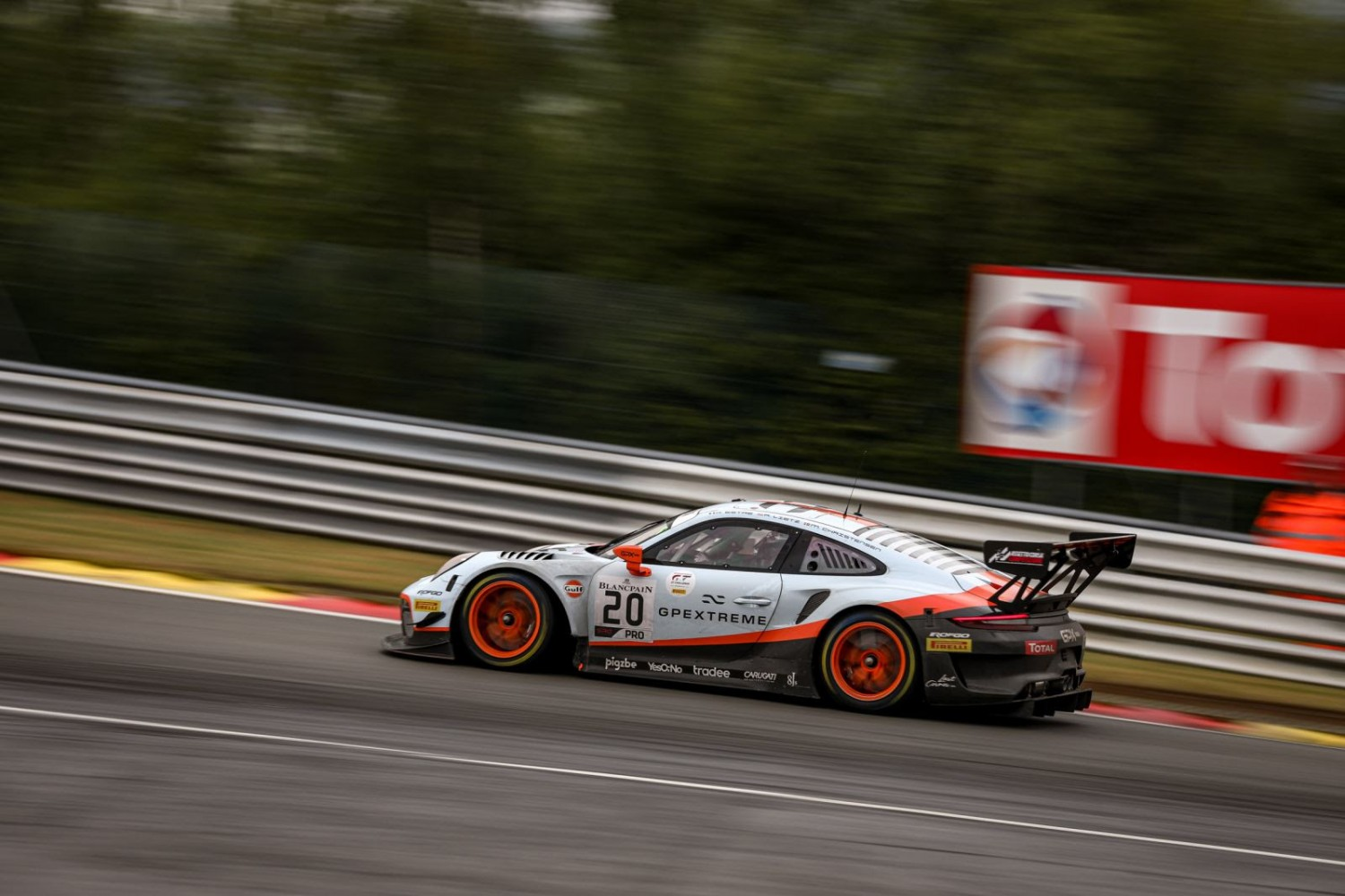 Porsche wins battle of the heavyweights to conquer 2019 Total 24 Hours of Spa