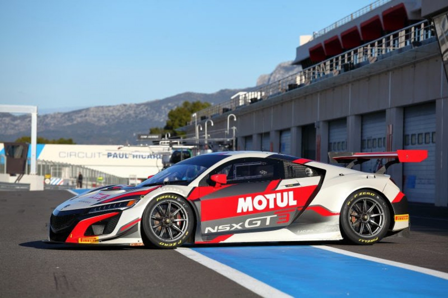Honda Racing accelerates Spa preparations with strong test pace and Laguna Seca outing