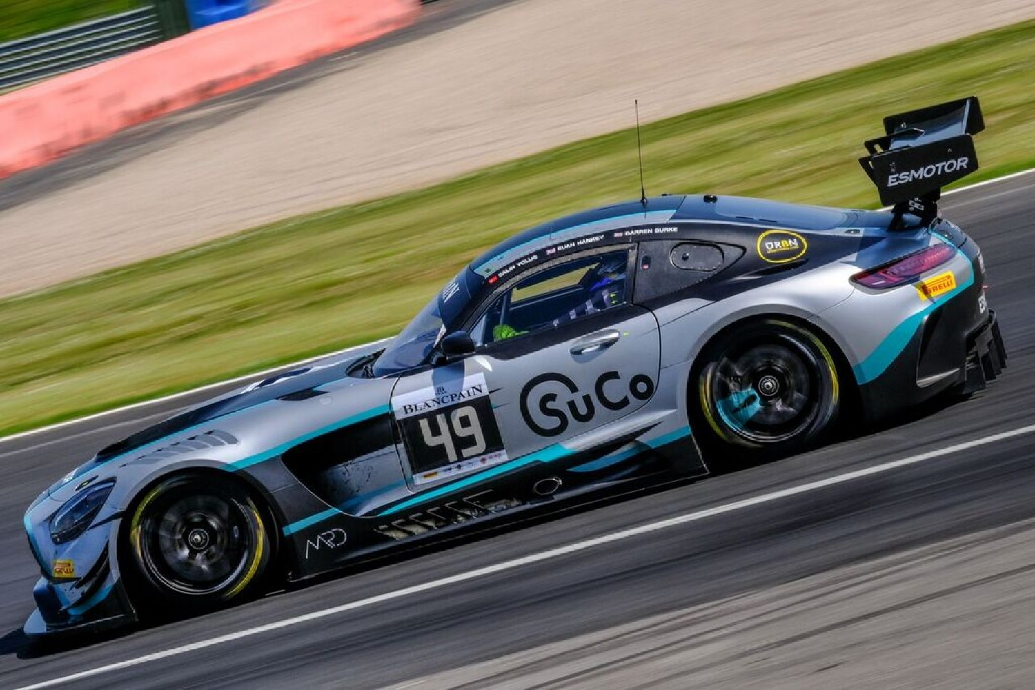 Hankey puts local squad Ram Racing on top in Silverstone pre-qualifying