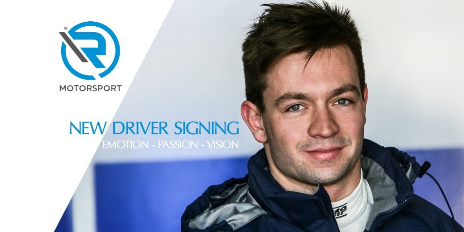 R-Motorsport signs Matthieu Vaxiviere for the Blancpain GT Series Endurance Cup 2018