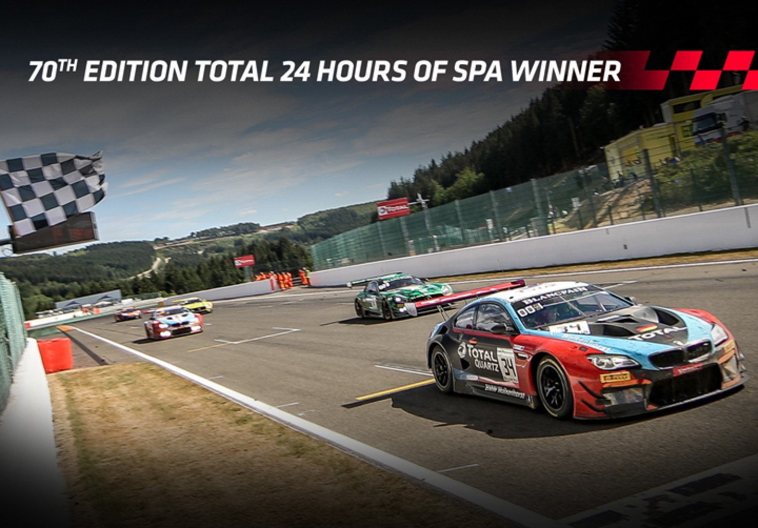 Walkenhorst Motorsport secures record-extending Total 24 Hours of Spa victory for BMW at landmark 70th edition