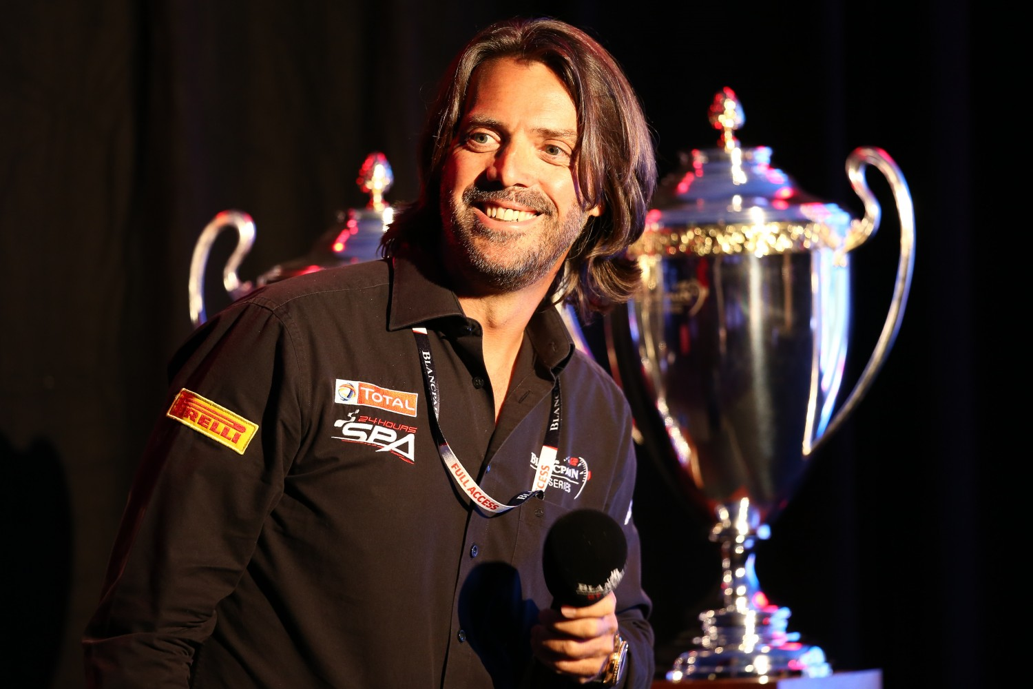 Stephane Ratel on the past, present and future of the Total 24 Hours of Spa