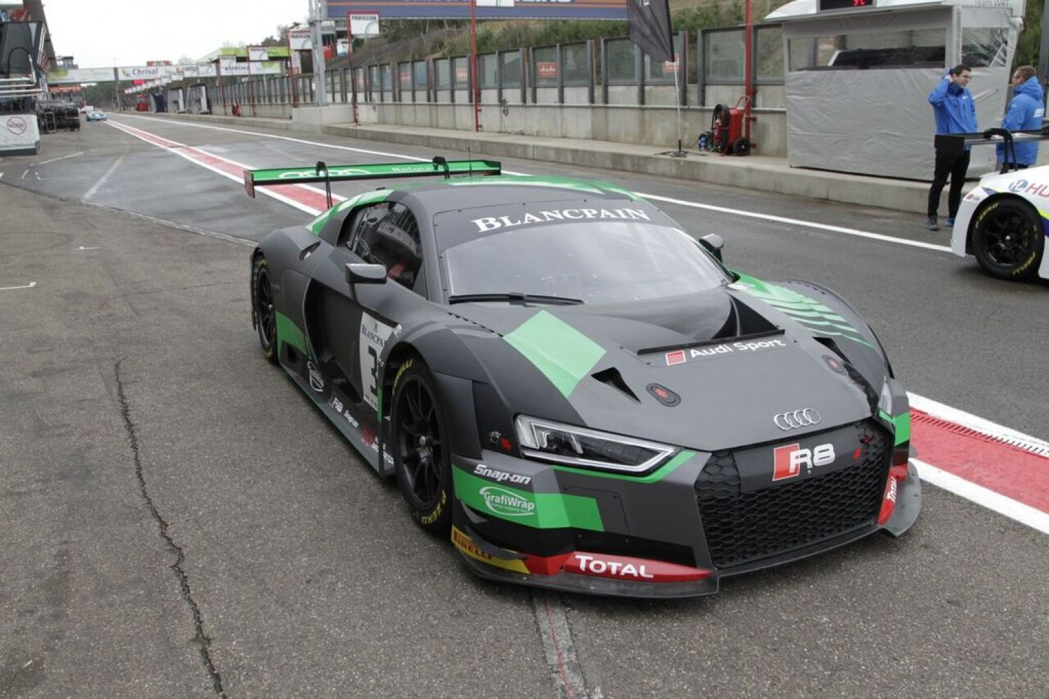 Belgian Audi Club Team WRT confirm drivers for fourth Zolder entry