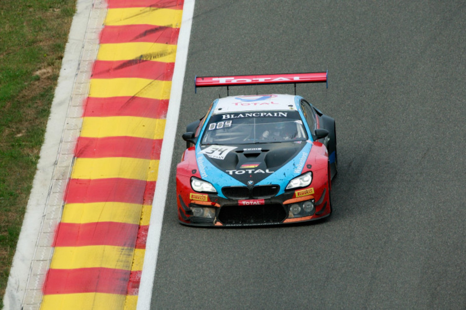 Walkenhorst-BMW secures memorable win at 70th edition Total 24 Hours of Spa