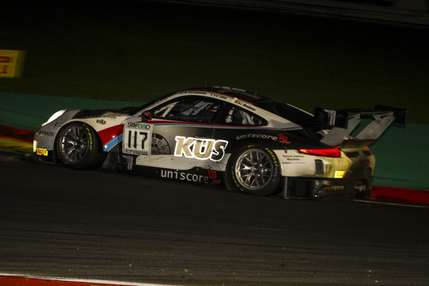 Manthey Racing with works Porsche trio in Blancpain GT Series Endurance Cup