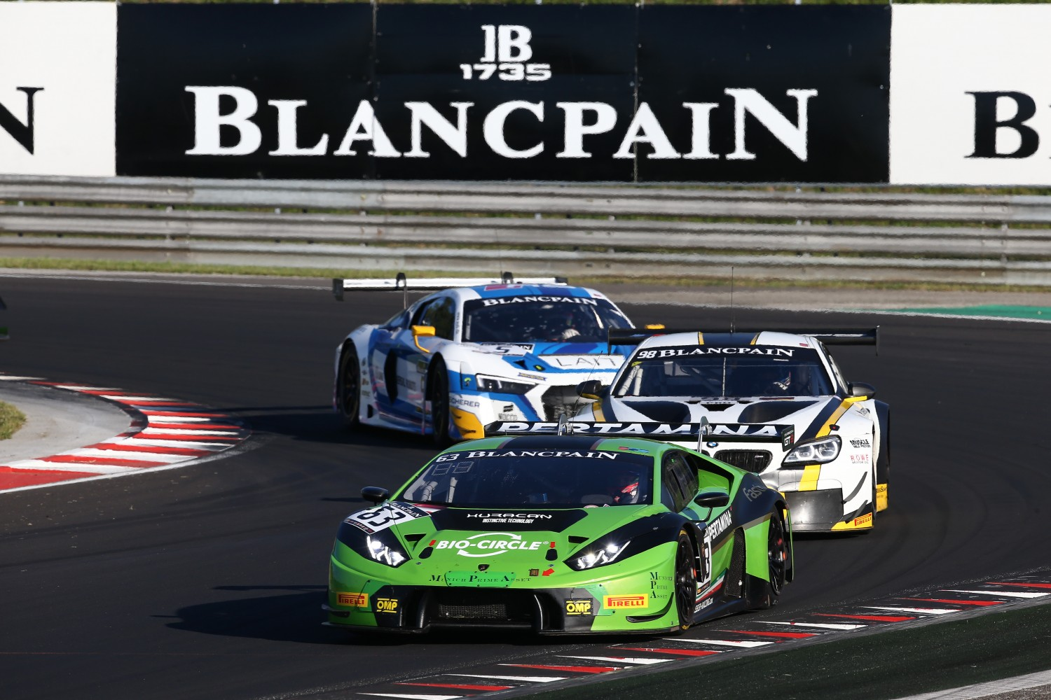 Hungaroring: Fierce competition guaranteed