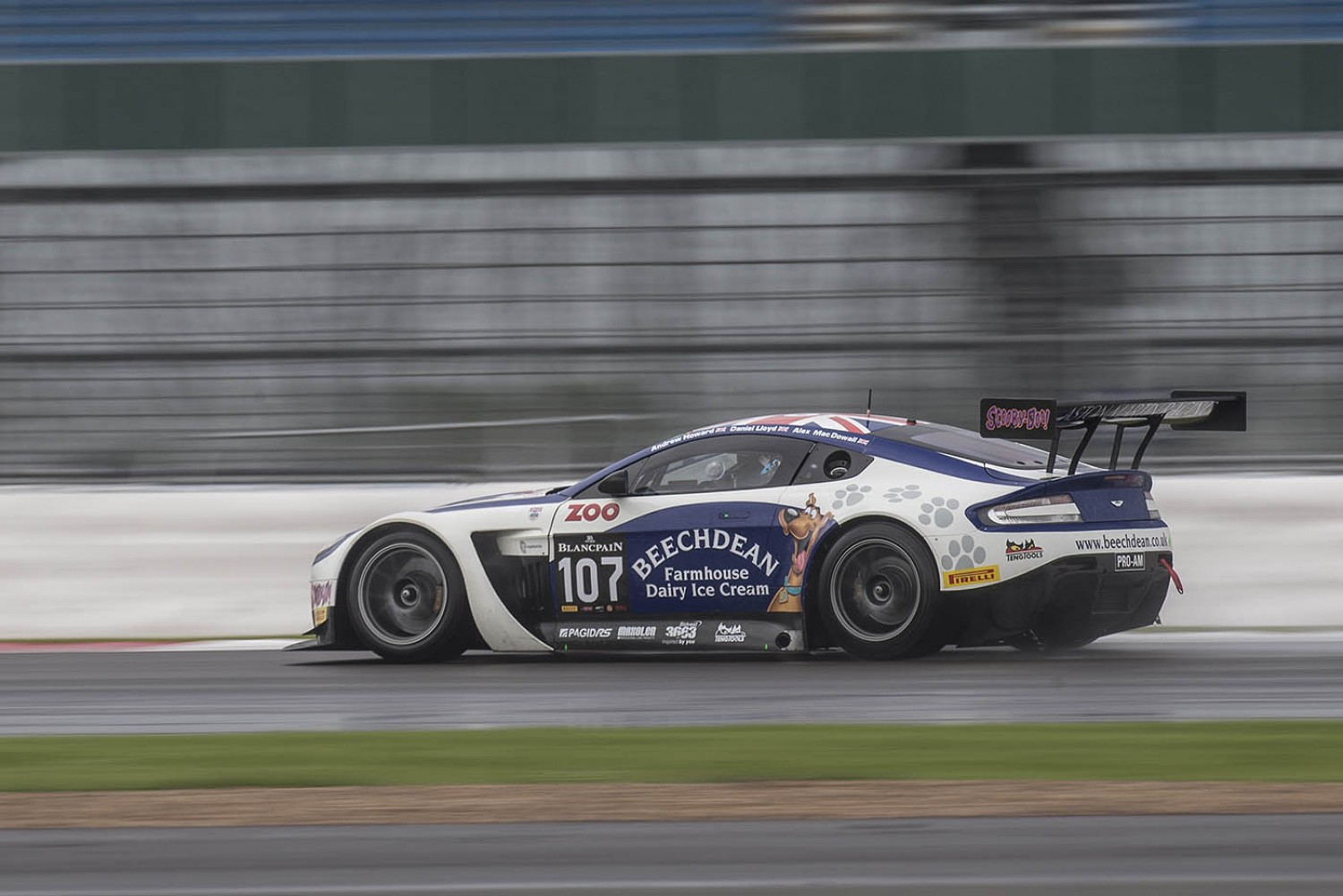 Aston Martin joins Blancpain Sprint Series in Zolder and Baku