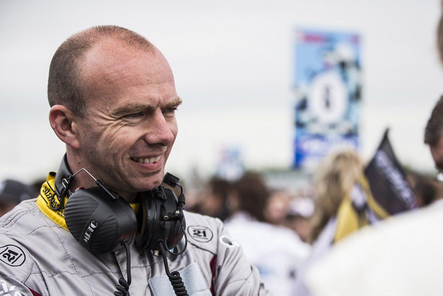 Bas Leinders new Sporting Manager McLaren GT