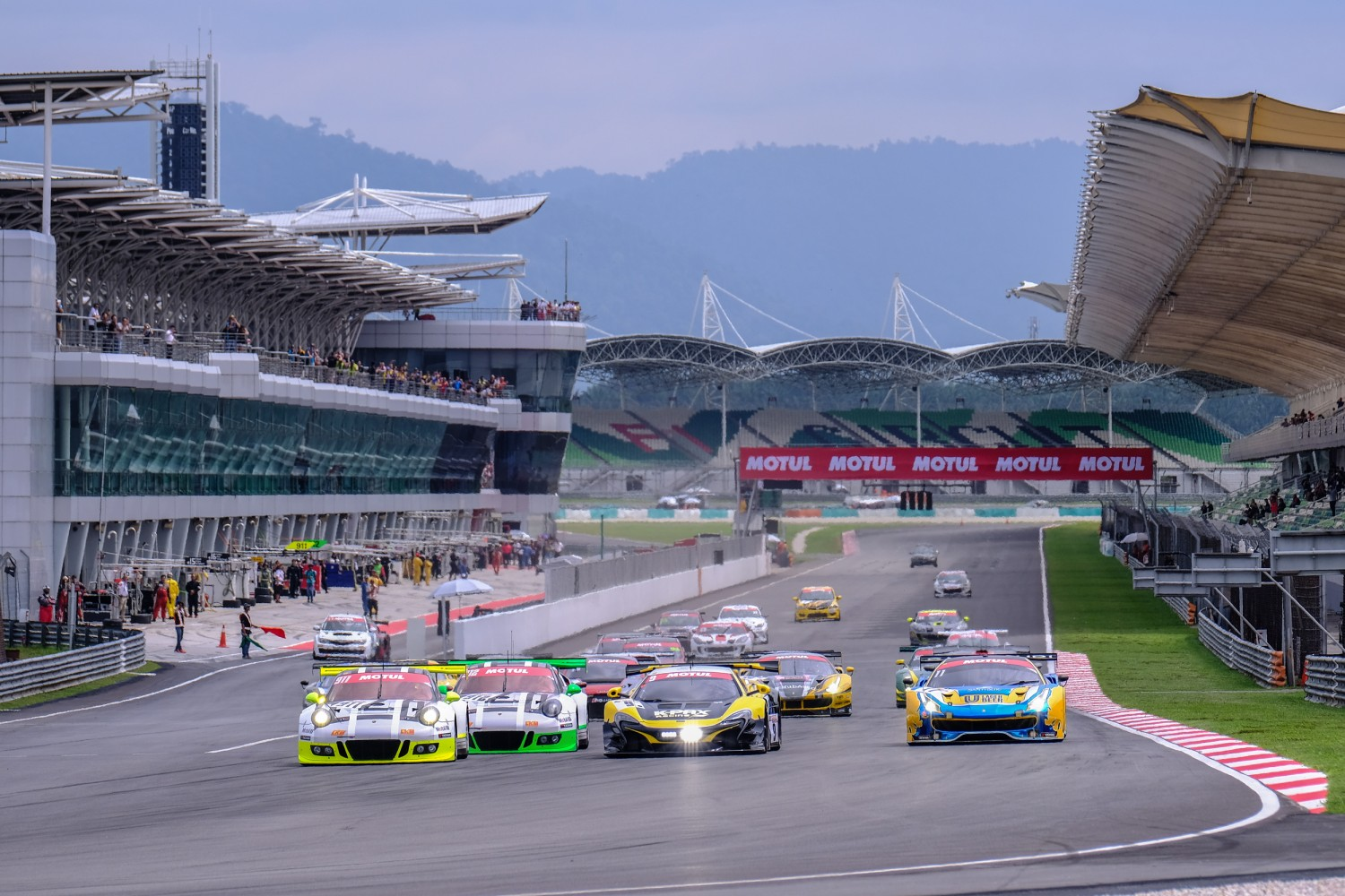 Audi and Laurens Vanthoor win Motul Sepang 12 Hours and inaugural Intercontinental GT Challenge