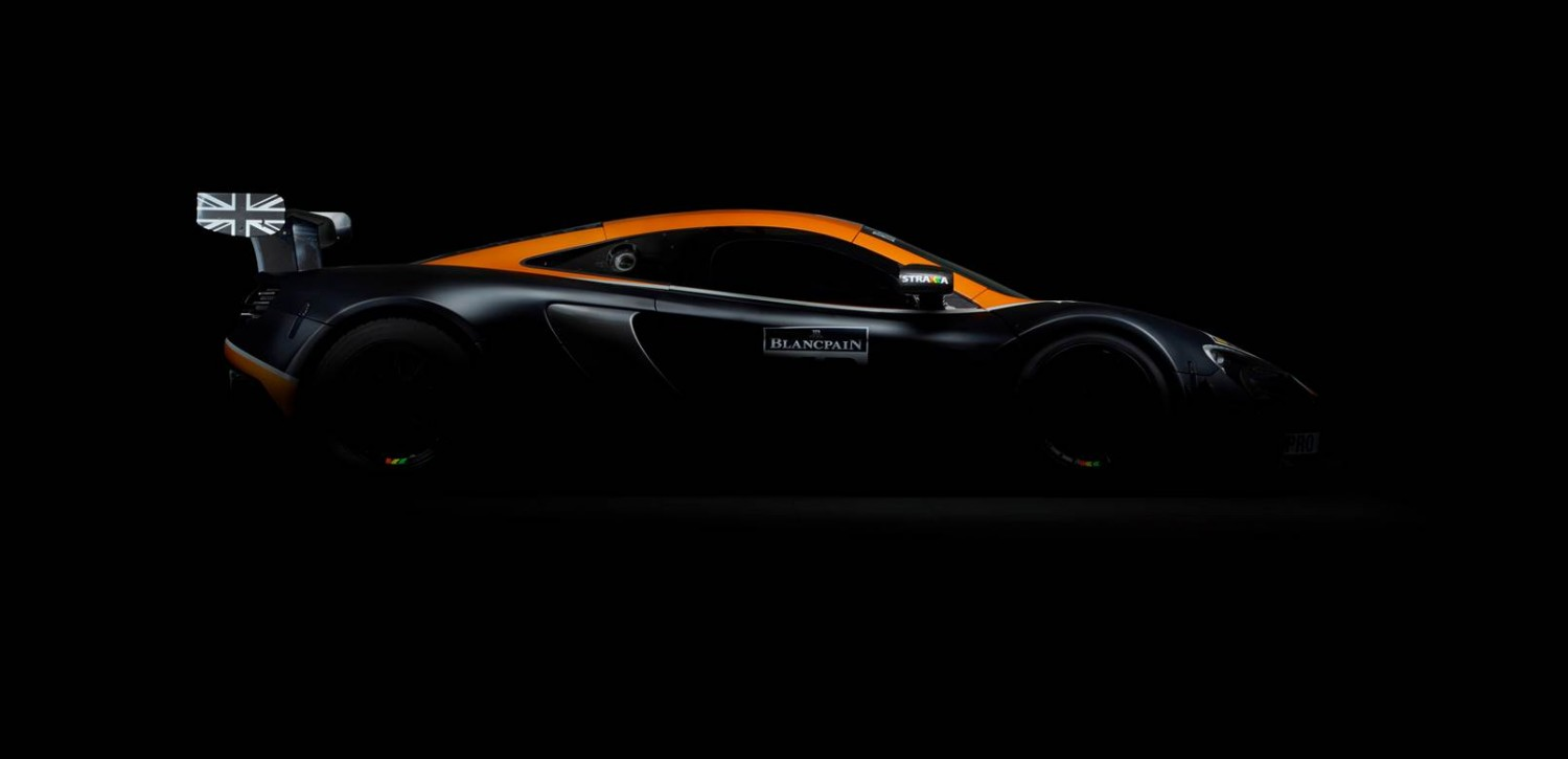 Strakka Racing to field McLaren GT 650S GT3 in four-car assault on Blancpain GT series