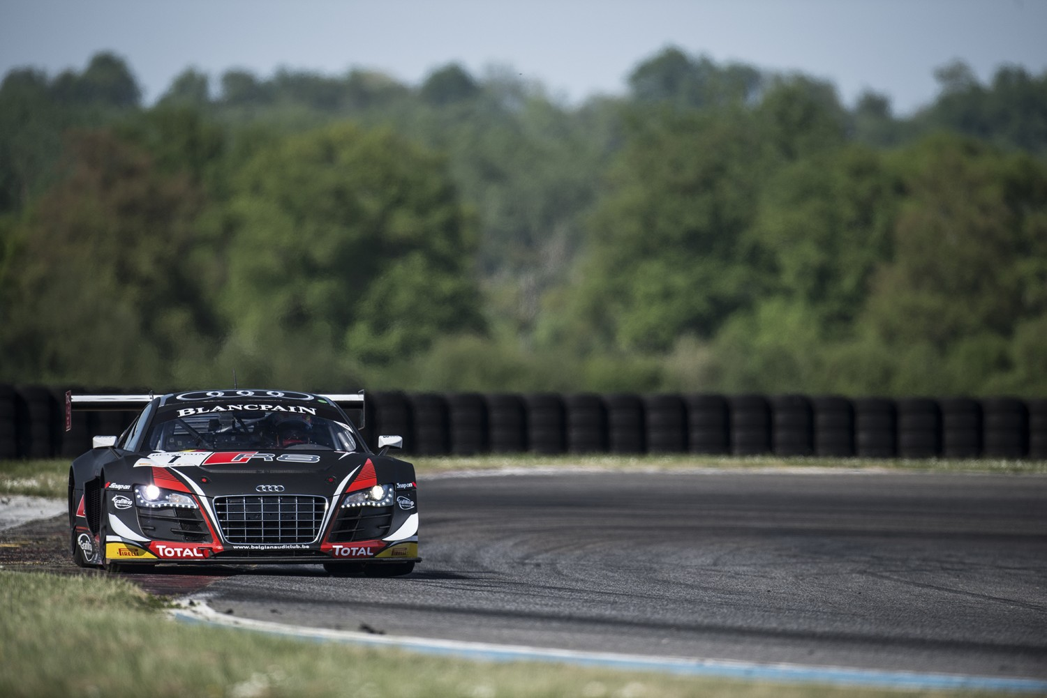 Nogaro - Free practice 1 : Impressive start of the weekend by the Audi teams