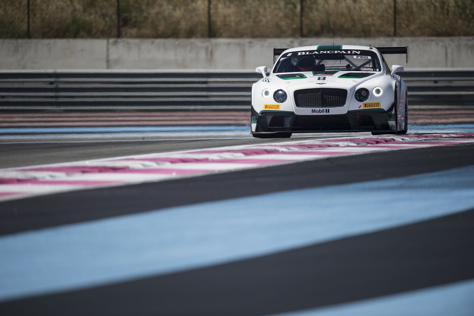 Bentley Team M-Sport announces line-up for Blancpain Endurance Series