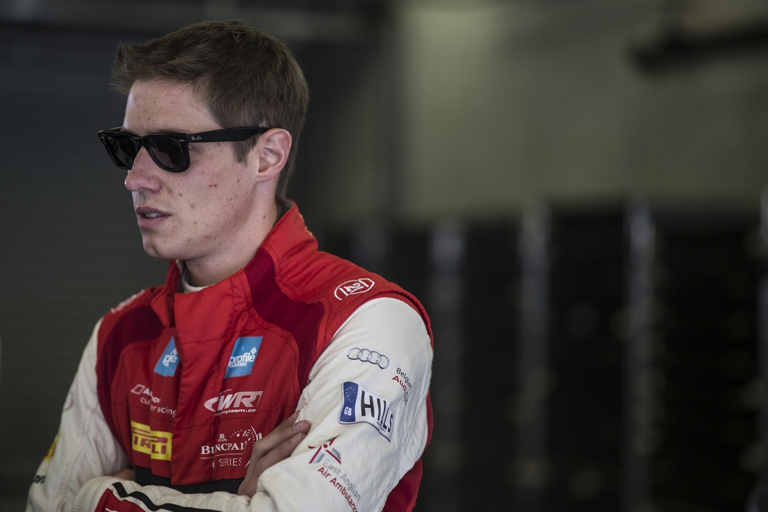 James Nash switches to Blancpain Sprint Series