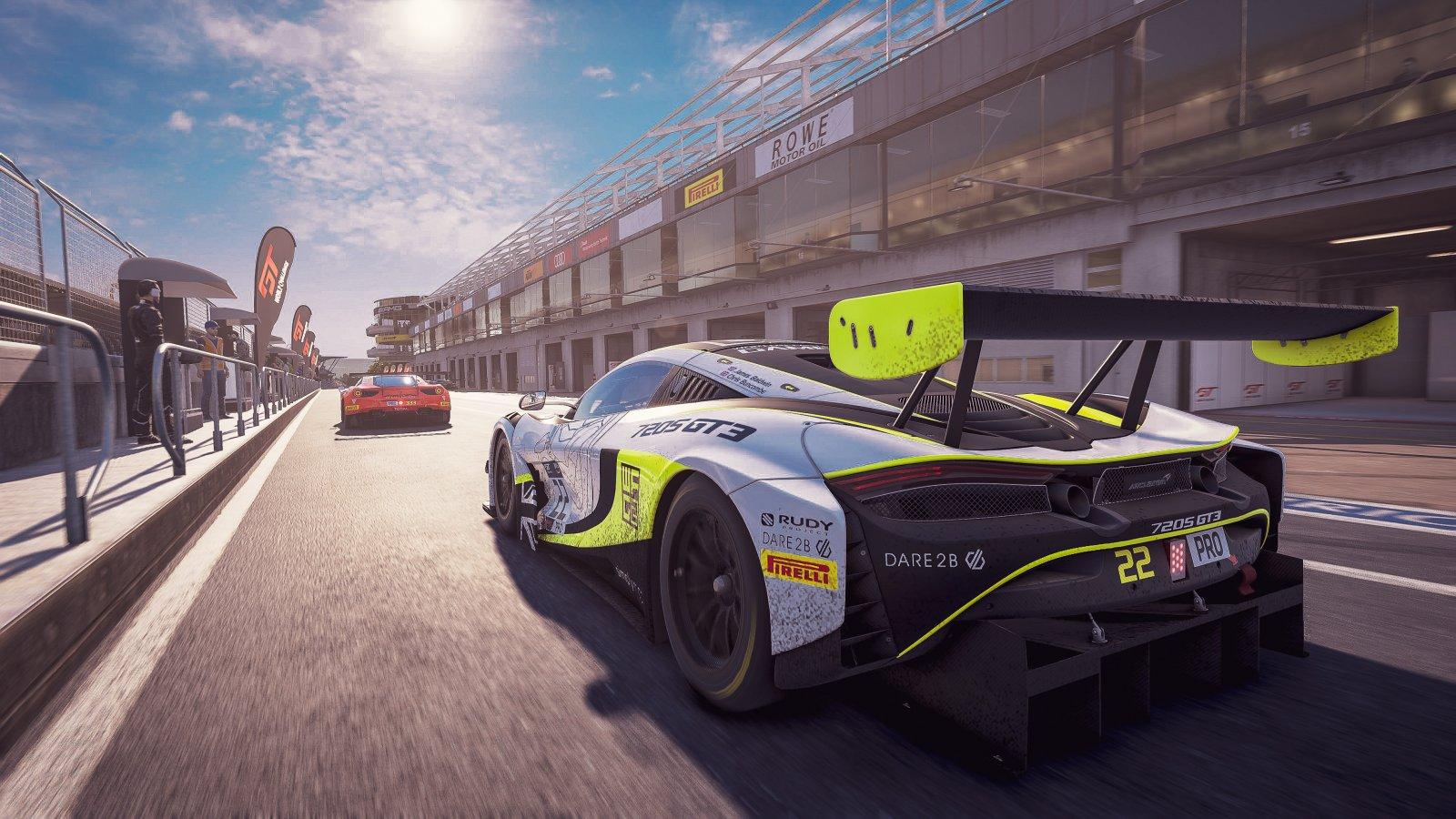 SRO E-Sport GT Series Round 3 Nürburgring – Race