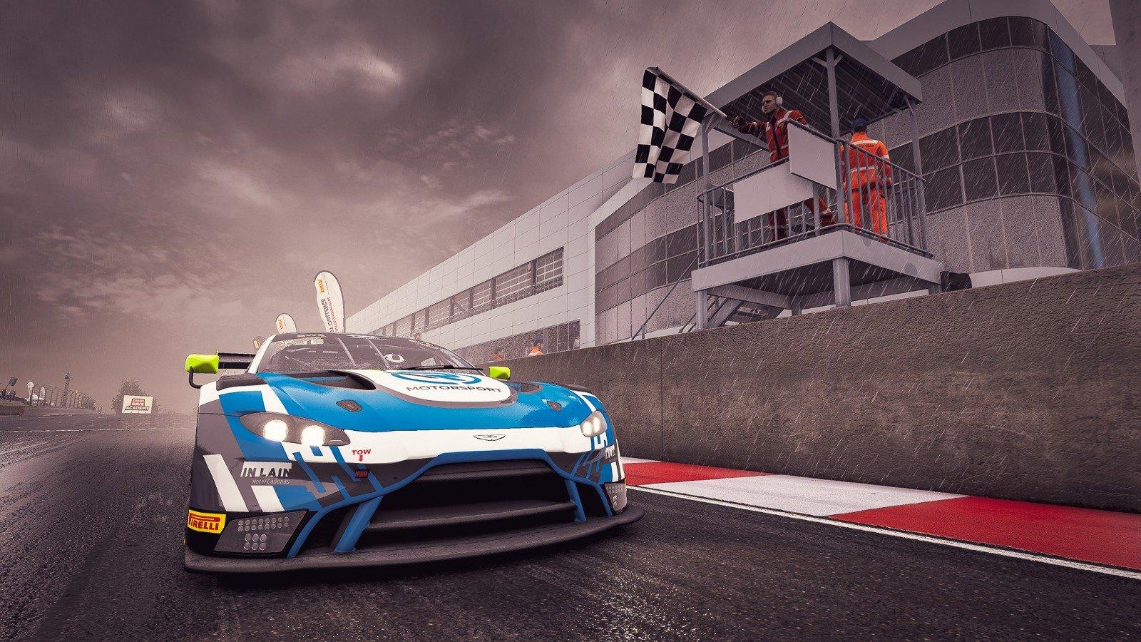 SRO E-Sport GT Series Round 5 Kyalami – Race