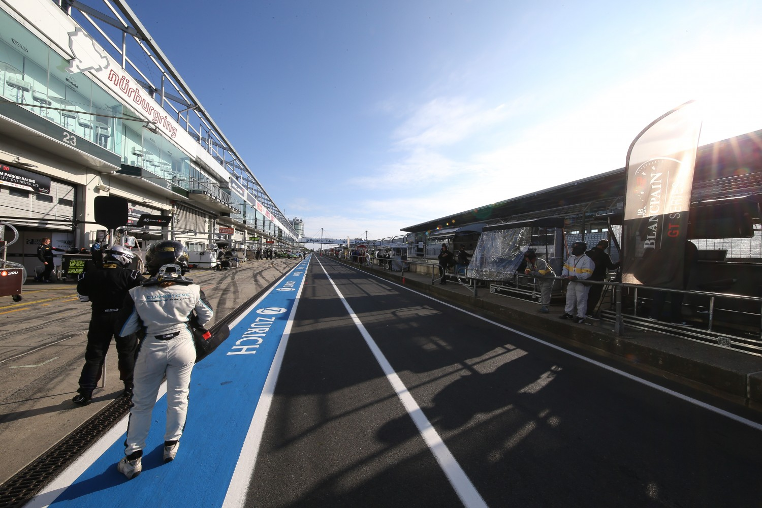 #46 SPORTS & YOU (POR) MERCEDES  AMG GT3 ANGELIQUE DETAVERNIER (BEL) | OLIVIER BEROUD / VISION SPORT AGENCY