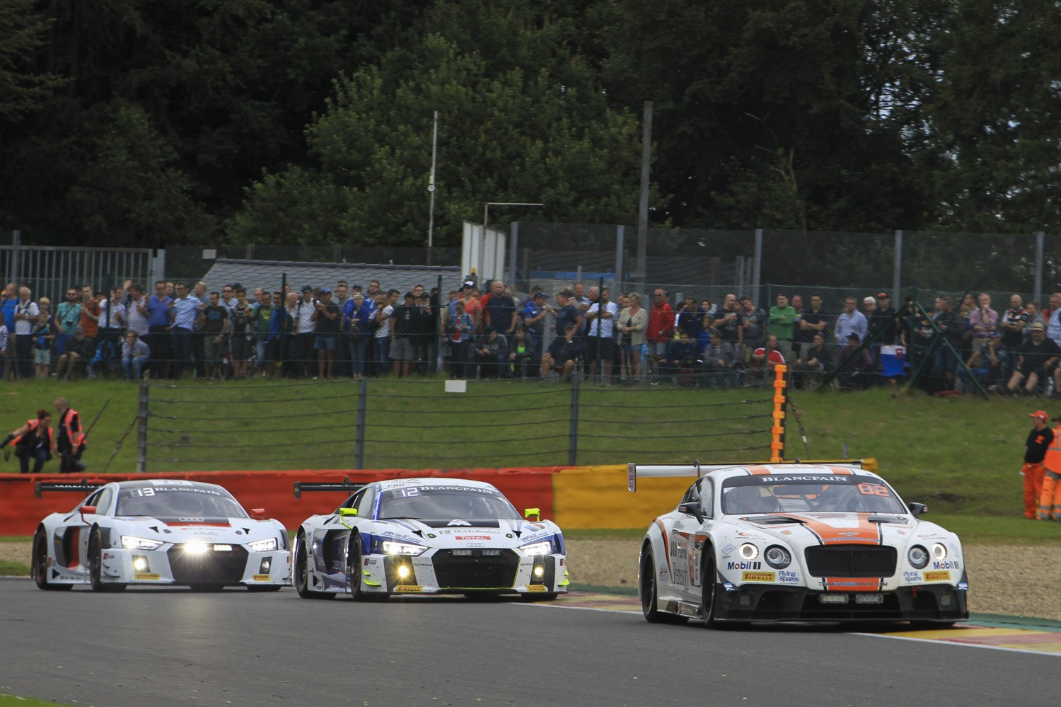 #30 TEAM PARKER RACING (GBR) BENTLEY CONTINENTAL GT3 DEREK PIERCE (GBR) CHRIS HARRIS (GBR) CARL ROSENBLAD (SWE) DAVID PEREL (ZAF) | VISION SPORT AGENCY