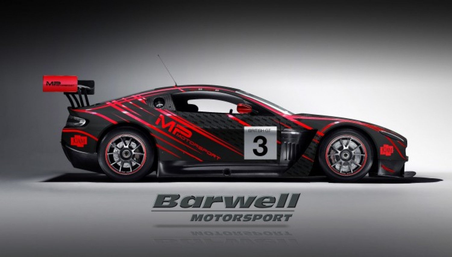 Barwell are back for Silverstone