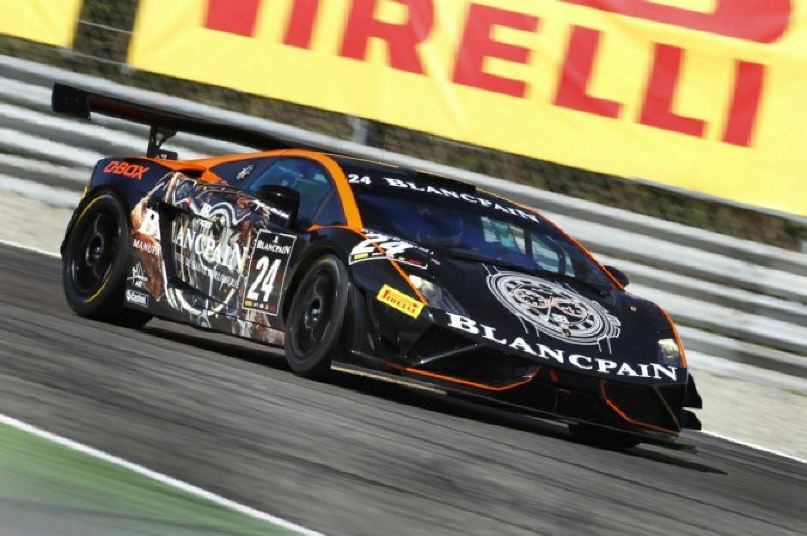 Elf brand to be seen in 2013 Blancpain Endurance Series