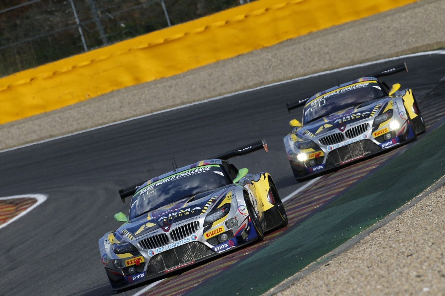 BMW Sports Trophy Team Marc VDS confirms entry for the Total 24 Hours of Spa